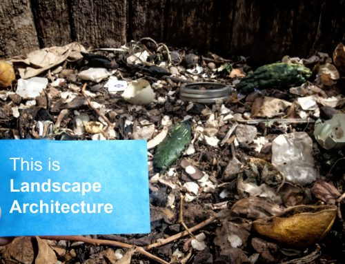 Soil and the City, Episode 6: This is Landscape Architecture #WLAM2016