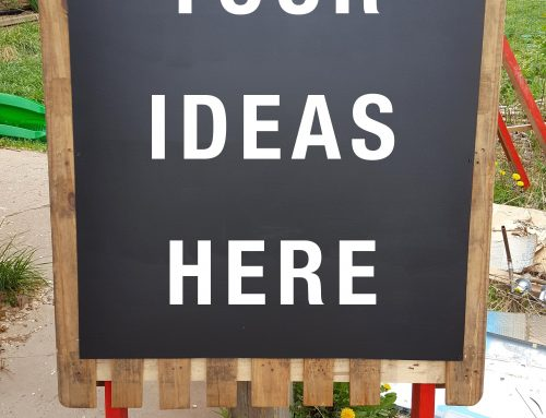 Park Square Idea Pallets