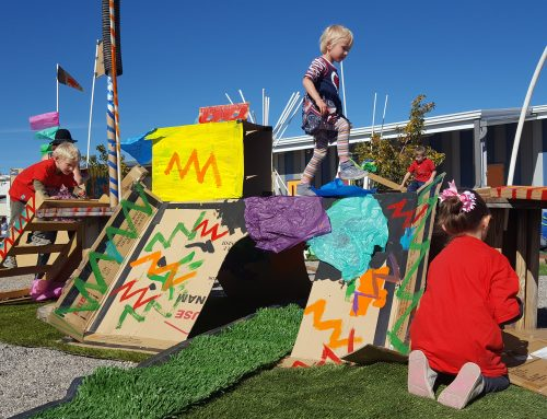 Pop Up Playground Gains Local Momentum