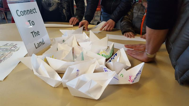 Rio Fernando Park Master Plan Papercraft