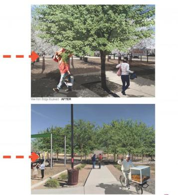 New Mexico Mainstreet Vision Rendering